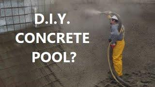 DIY Concrete Pool Construction Mistakes