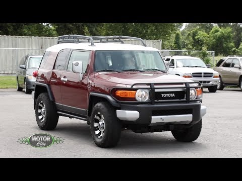 2008 fj cruiser test drive and review youtube. Black Bedroom Furniture Sets. Home Design Ideas