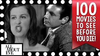 All About Eve (1950) - Classic Movie Review