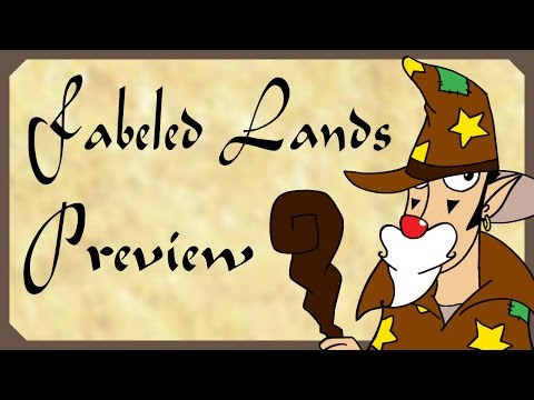 Fabled Lands: The Serpent Kings Domain [DEMO]