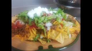 Easy Tex Mex Taco Salad