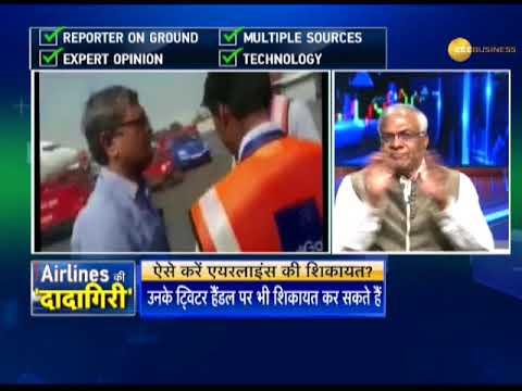 Watch: IndiGo airline ground staff fights with passenger