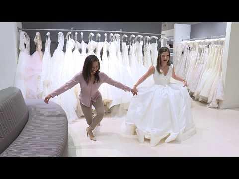 Debutante Dress - Behind The Scenes