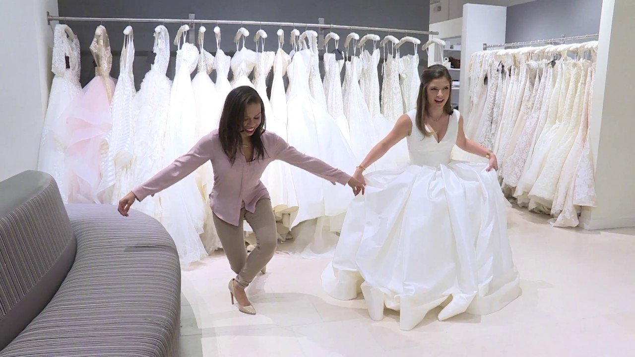 Debutante Dress - Behind the Scenes - YouTube