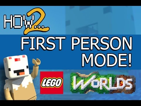GUIDE: First Person Mode in LEGO Worlds (written guide in ...