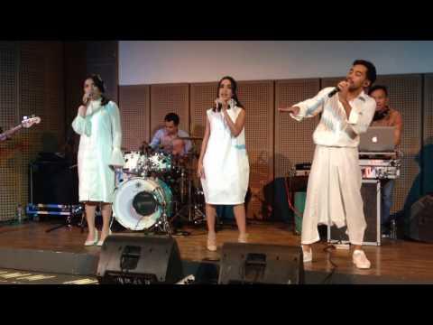Gamaliel Audrey Cantika (GAC) - History Songs Medley At Galeri Indonesia Kaya