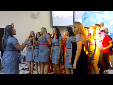 Vocal EL SHADAY - SE LIGA  Coral Kemuel PlayBack produzido por Modigliani