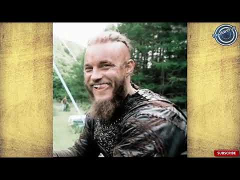 the vikings Travis Fimmel (ragnar lothbrok) Best funny moments behind the scenes PART 1