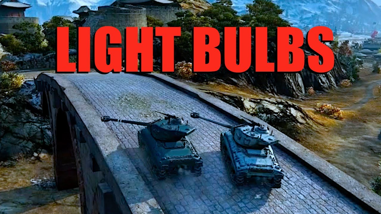 world of tanks mod lightbulb
