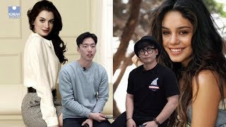 Asian Men's Reactions on Hollywood Actresses