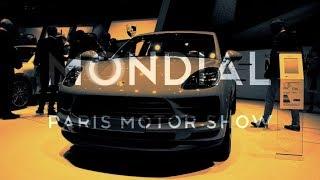 Mondial Paris 2018 - Especial Porsche