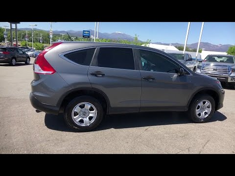 2013 Honda CR-V Northern California, Redding, Sacramento, Red Bluff, Chico, CA DH662796