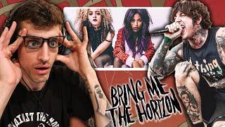 "Hip-Hop Head Reacts to BRING ME THE HORIZON ft. Nova Twins - ""1x1"" (REACTION!!)"