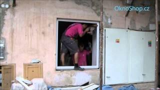 výměna plastových oken