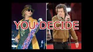 Did One Direction plagiarize Def Leppard?