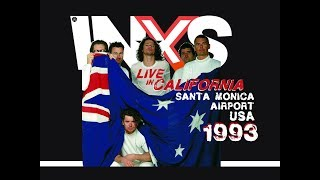 INXS - Live Santa Mónica Airport, CA, USA (May 8th, 1993)