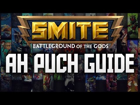 SMITE - Ah Puch Guide (Guides For Gods)