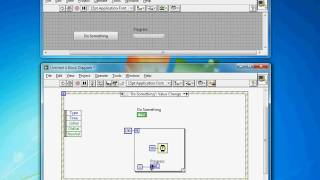 LabVIEW UI Tips - Use the Busy Cursor