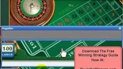 Play Free Roulette For Fun - Play Roulette Without Spending