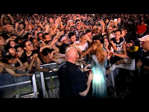 Florence and the Machine - What Kind Of Man - Live Lollapalooza 2016 Brazil