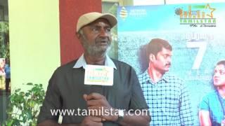 M  S  Bhaskar At 8 Thottakkal Movie Press Meet
