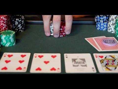 Poker Chip Shuffle Tutorial