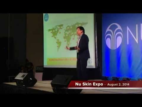 Nu Skin Expo ageLOC Expo - August 2014