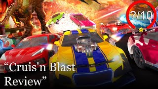 Cruis'n Blast Review [Switch] (Video Game Video Review)