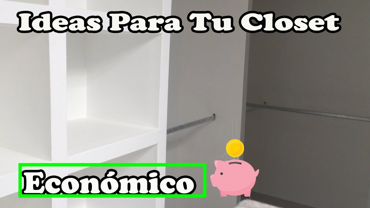 Ideas de dise os de closets modernos youtube for Modelos de closets para dormitorios