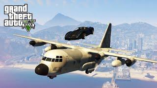 EPIC CAR STUNTS! - (GTA 5 Top 10 Stunts)