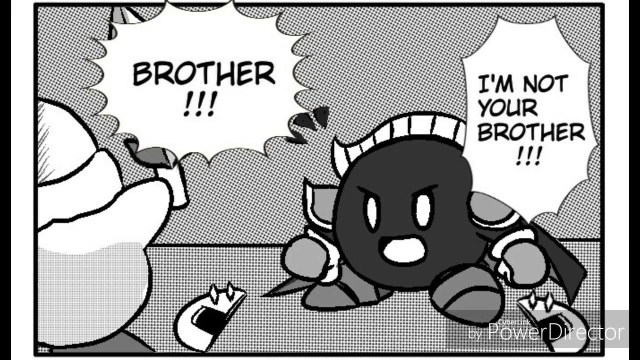 Kirby comic dub: Relative (read description!)