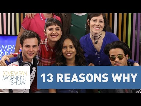 13 Reasons Why - Morning Show - 18/04/17
