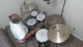 Video Ntokozo Mbambo - Jehovah Is Your Name (Drum Cover) download MP3, 3GP, MP4, WEBM, AVI, FLV September 2018