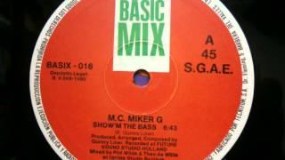 M.C.MIKER G-SHOW