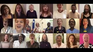 Breathe Harmony NHS Choir - Anytime You Need A Friend (Mariah Carey)