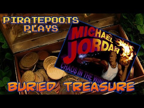 Buried Treasure - Michael Jordan: Chaos in the Windy City