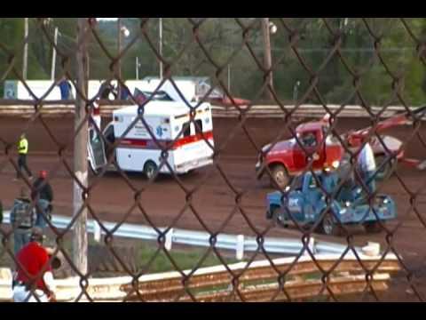 410 Flip at Susquehanna Speedway