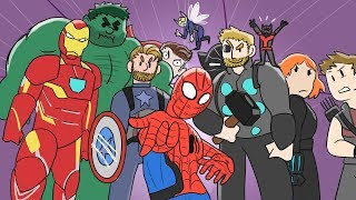 EVERY Marvel Movie so Far Explained! | Animated Compilation