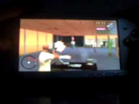 Gta Vice City Stories Last Stand (final Mission) Psp