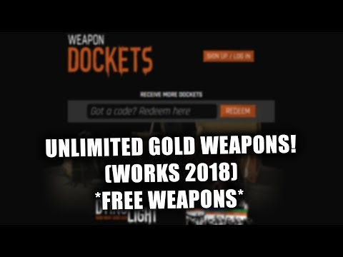 dying light how to get glowing weapons