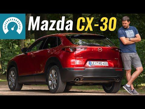 Mazda CX-30 дешевле Тройки? Тест-драйв Мазда СХ-30