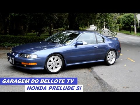 garagem do bellote tv honda prelude si youtube. Black Bedroom Furniture Sets. Home Design Ideas