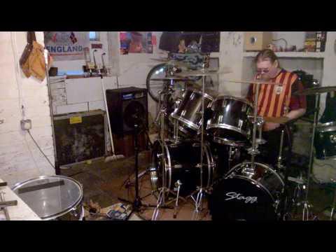 PLACEBO,Nancy boy,drum cover