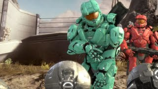Red Vs. Blue Season 13 Episodes 1-8 Review W/ Miles Luna & Gray Haddock   AfterBuzz TV