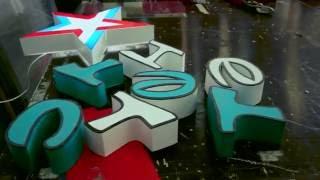 видео Изготовление стендов