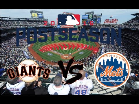 2016 NL Wild Card Highlights | Giants vs Mets