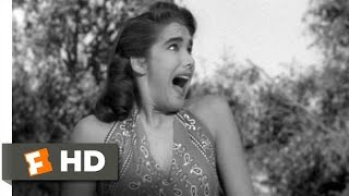 Creature from the Black Lagoon (8/10) Movie CLIP - Snatched Off the Boat (1954) HD