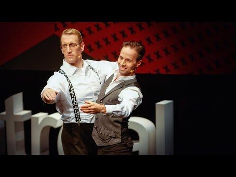 Ballroom dance that breaks gender roles   Trevor Copp and Jeff Fox