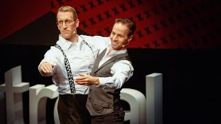 Ballroom dance that breaks gender roles | Trevor Copp and Jeff Fox