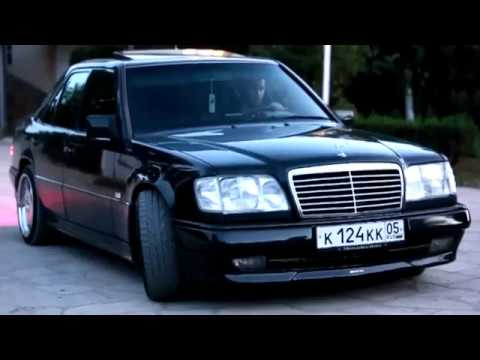 Mercedes-Benz E500 W124 (Mini World)